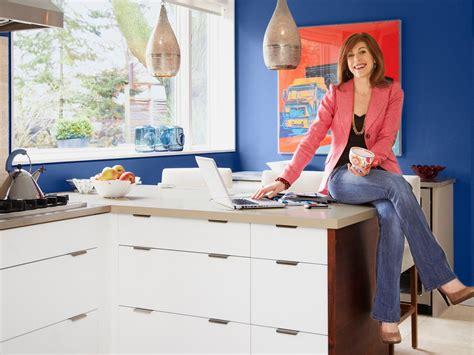 home design shows on hgtv inside sarah richardson s colorful home color palette