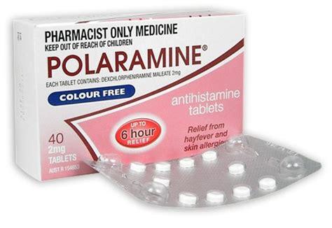 Dr Dental Box Bukan Tester Original 2 polaramine antihistamine colour free 2mg tablets 20 or 40 pack ebay