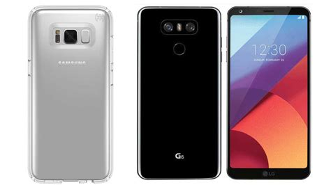 Samsung S8 Global Lg G6 To Go On Sale From March 10th Samsung Galaxy S8
