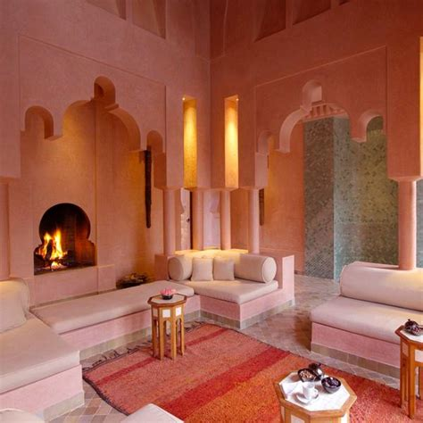 morroco style modern interior design in moroccan style blending chic and