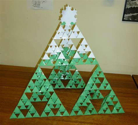 triangle tree sierpinski tree 171 math craft wonderhowto
