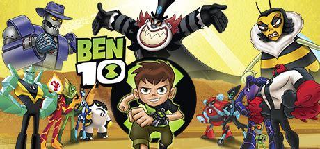 ben 10 on steam