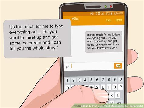 20 Flirting To Get A You Lik by How To Flirt Text Messages For 12 Steps