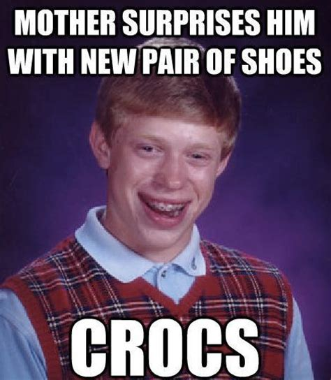 bad luck meme monday bad luck brian we are