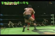 Sleeper Suplex by