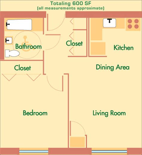 Layout Of House franklin house senior apartments apartment layout