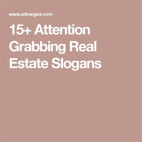 best slogan for real estate wordscat com