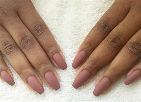 matte look nail how to make matte nail by yourself diy