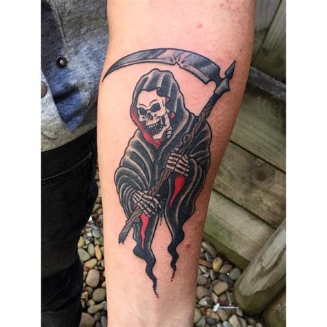traditional grim reaper tattoo top traditional japanese images for tattoos