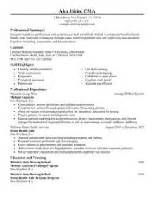 Resume Exles Field Resume In Assistant Field Sales Assistant Lewesmr
