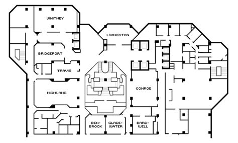 Natural History Museum Floor Plan by Houston Ballroom Amp Event Venues Meeting Space Four Seasons
