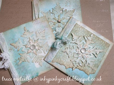 country craft projects country view crafts projects softly falling snowflakes