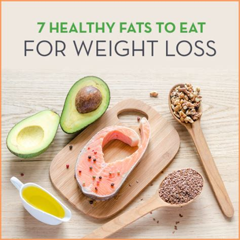 healthy fats for weight loss 7 healthy fats to eat for weight loss get healthy u