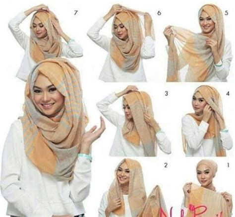 tutorial hijab vintage loose hijab tutorial hijab chic blog hijaab tutorial