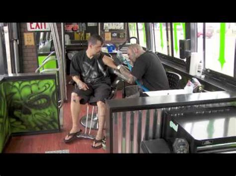 mobile tattoo shop new for trimet mobile