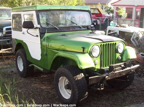1957 Willys Jeep 100 0768 Fbu