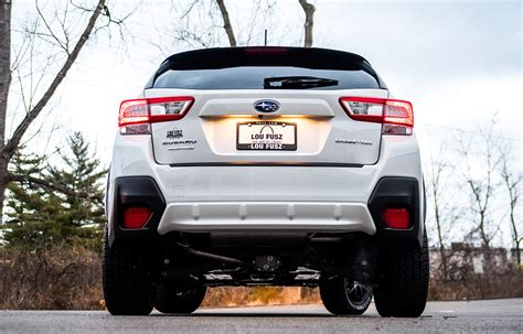 crosstrek subaru lifted subaru crosstrek lifted enkei package auto accessories