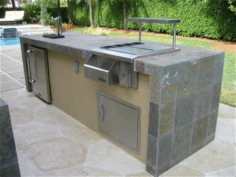 outdoor kitchen island ideas kitchen amazing diy outdoor island outdoor kitchen