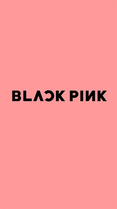 blackpink logo wallpaper blackpink hashtag on twitter