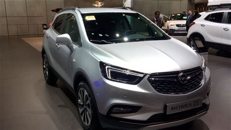 opel mokka interior 2017 opel mokka x 2017 in detail review walkaround interior