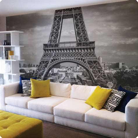removable wall murals paris removable wall mural contemporary wallpaper