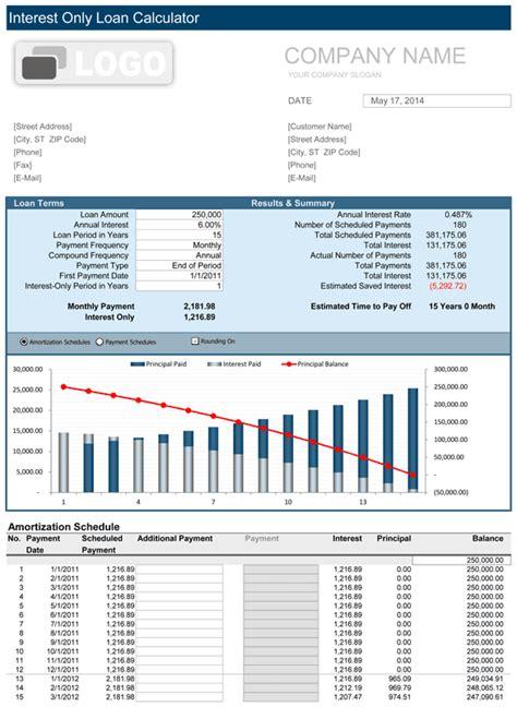 mortgage amortization spreadsheet
