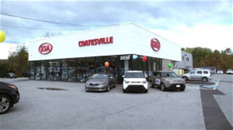 Kia Of Coatesville Despite Frosty February Sipala Said Kia Sales Were