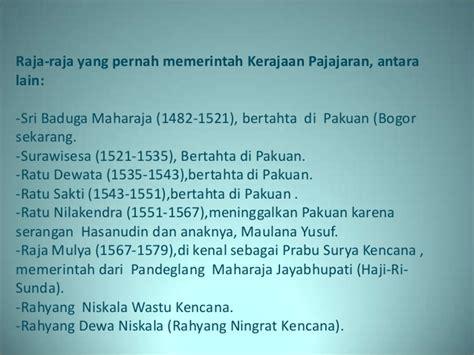 Politik Dalam Sejarah Kerajaan Jawa Oleh Sri Wintala Achmad sejarah kerajaan pajajaran