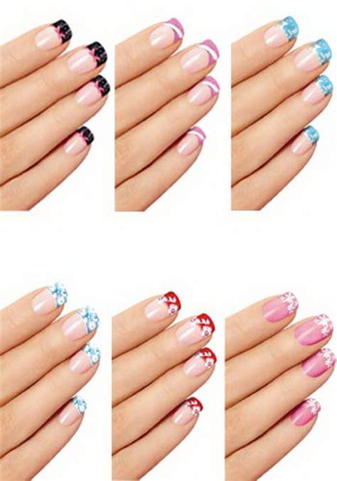 Fingernägel Lackieren Muster Einfach by Fingern 228 Gel Muster Einfach