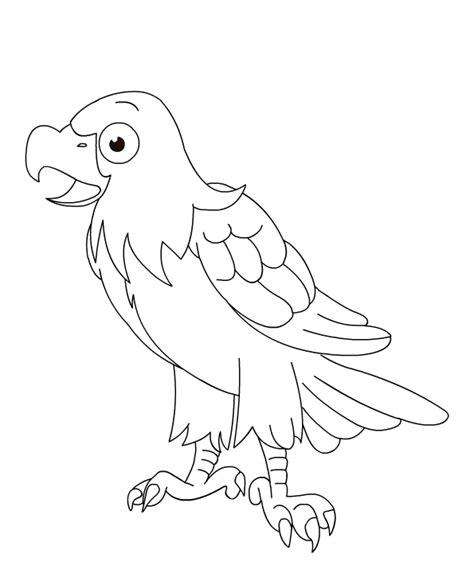 eagle coloring pages preschool eagle picture to color birds eagles for preschool