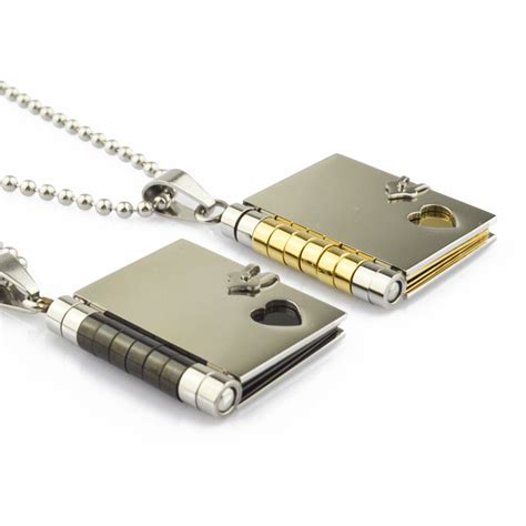 Couples Name Necklace Books For Couples Reviews Online Shopping Reviews On Books For Couples Aliexpress Com