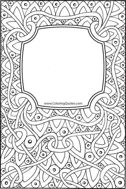 Coloring Page Binder Cover by Free Sle Pages Coloring Quotes Free Coloring Pages