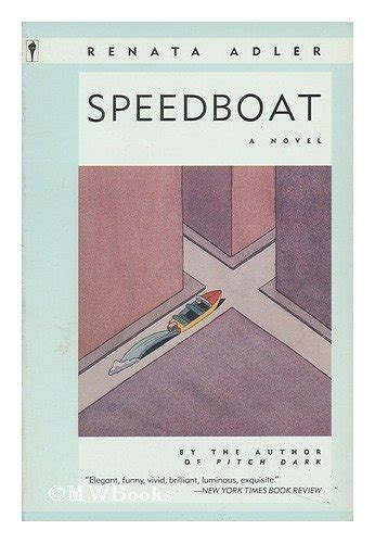 libro bluets libro speedboat di renata adler