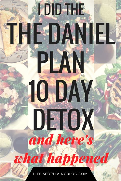 Detox Firyd by I Did The Daniel Plan 10 Day Detox And Here S What