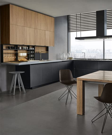 twelve fitted kitchens from varenna poliform architonic