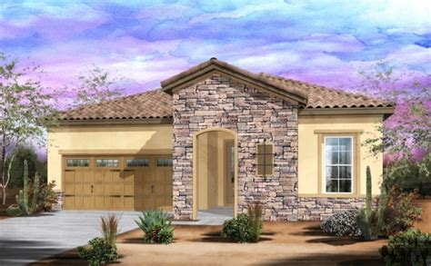 beazer unveils new model home at inspirada las vegas