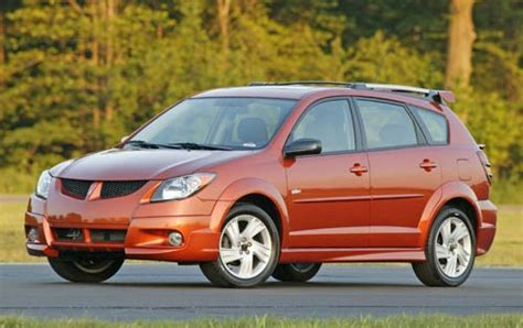 Pontiac Vibe 2006 by 2006 Pontiac Vibe Information And Photos Zombiedrive
