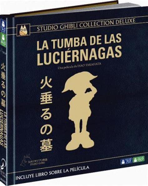 libro manfredi la tumba de la tumba de las luci 233 rnagas edici 243 n deluxe formato blu ray dvd extras libro en fnac es