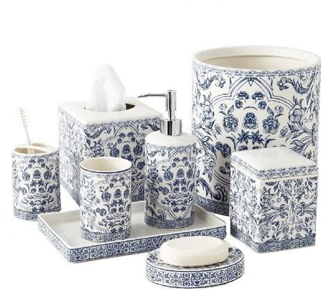 asian bathroom accessories orsay luxury bath accessories 8 piece set asian