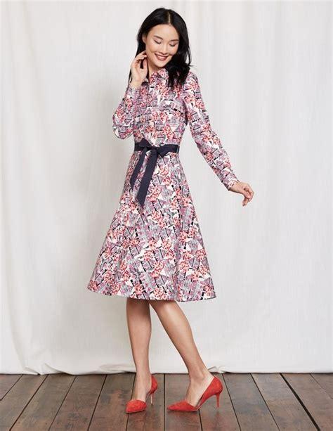 Y Zahrina Blouse Dress posy shirt dress endource