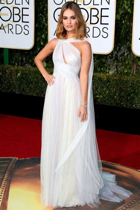 Wave Of White Gowns Hits Golden Globes golden globes 2016 the best most beautiful dresses from