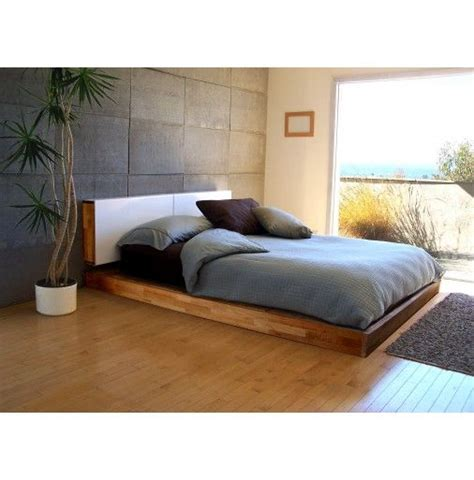 on the floor bed frame 1000 images about id beds on pinterest solid wood bed