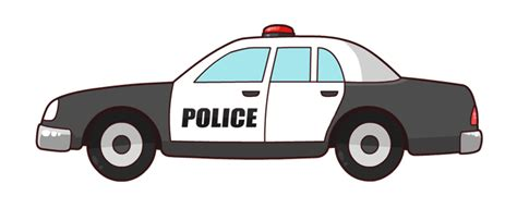 cartoon car png free cartoon police car clip art
