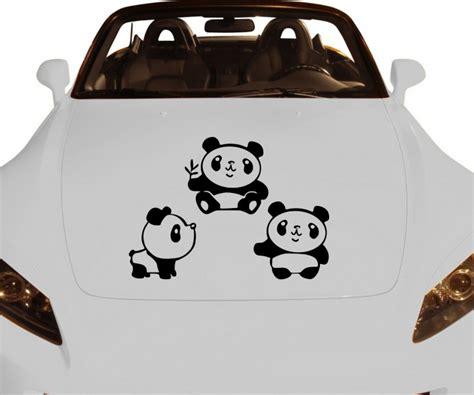 Auto Sticker Tiere by Autoaufkleber Panda Aufkleber Auto Sticker Tiere