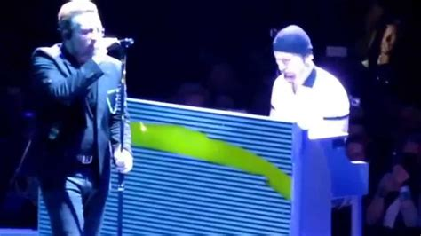 tutorial piano every breaking wave u2 every breaking wave piano ie ziggodome amsterdam 09