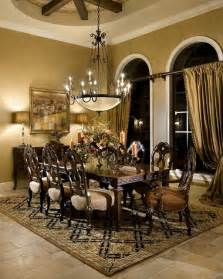 Mediterranean Dining Room Private Residence A Windermere Florida Mediterranean