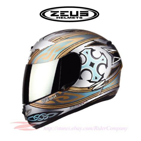 Helm Zeus Carbon zeus zs 1200 motorcycle helmet hi fiber light weight dot safe approved ebay