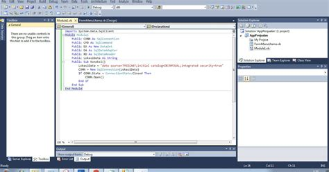 membuat form login vb 2010 dengan database access source code aplikasi vb net membuat form login