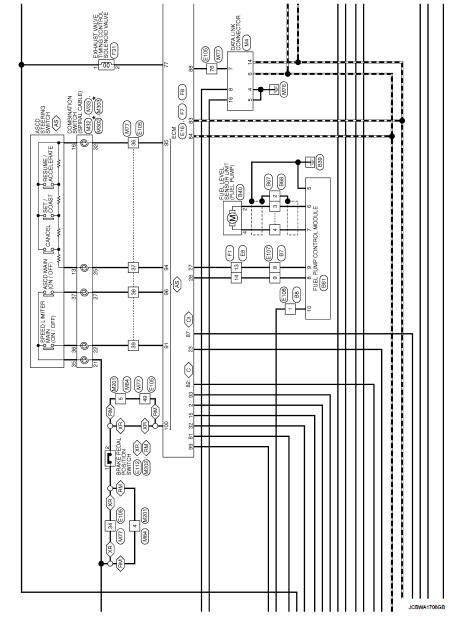 wiring diagram engine system hr16de nissan