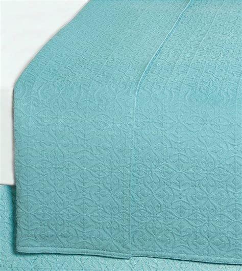 gardinenschals beige turquoise matelasse coverlet scramble matelasse aqua